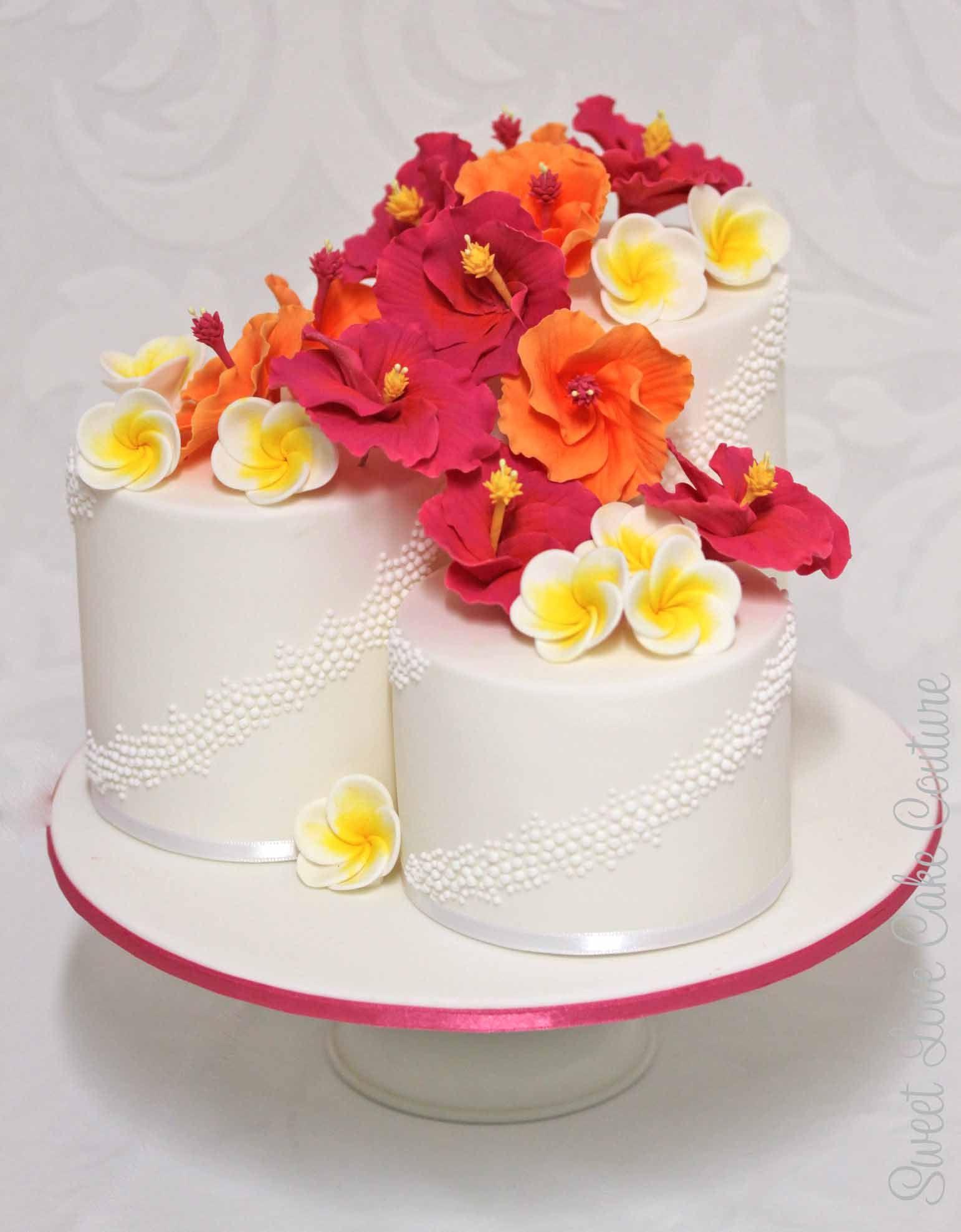 Beautiful Flower Cake Cake Designcuore Non Riusciamo A Sentirci