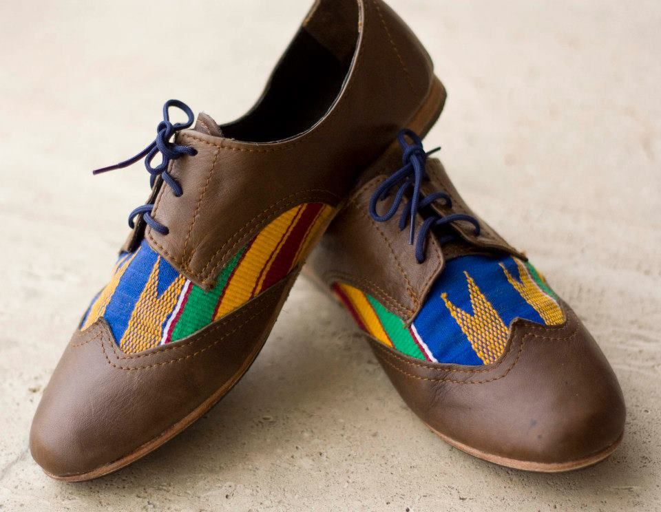 Kushn Shoes Leather Goods South Africa Kente Africa Fabric