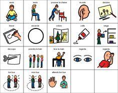 Extremement pictogrammes gratuits à imprimer - Recherche Google | pictogramme HJ-39