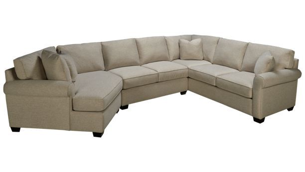 Best Max Home Cuddler 3 Piece Sectional 3 Piece Sectional 400 x 300