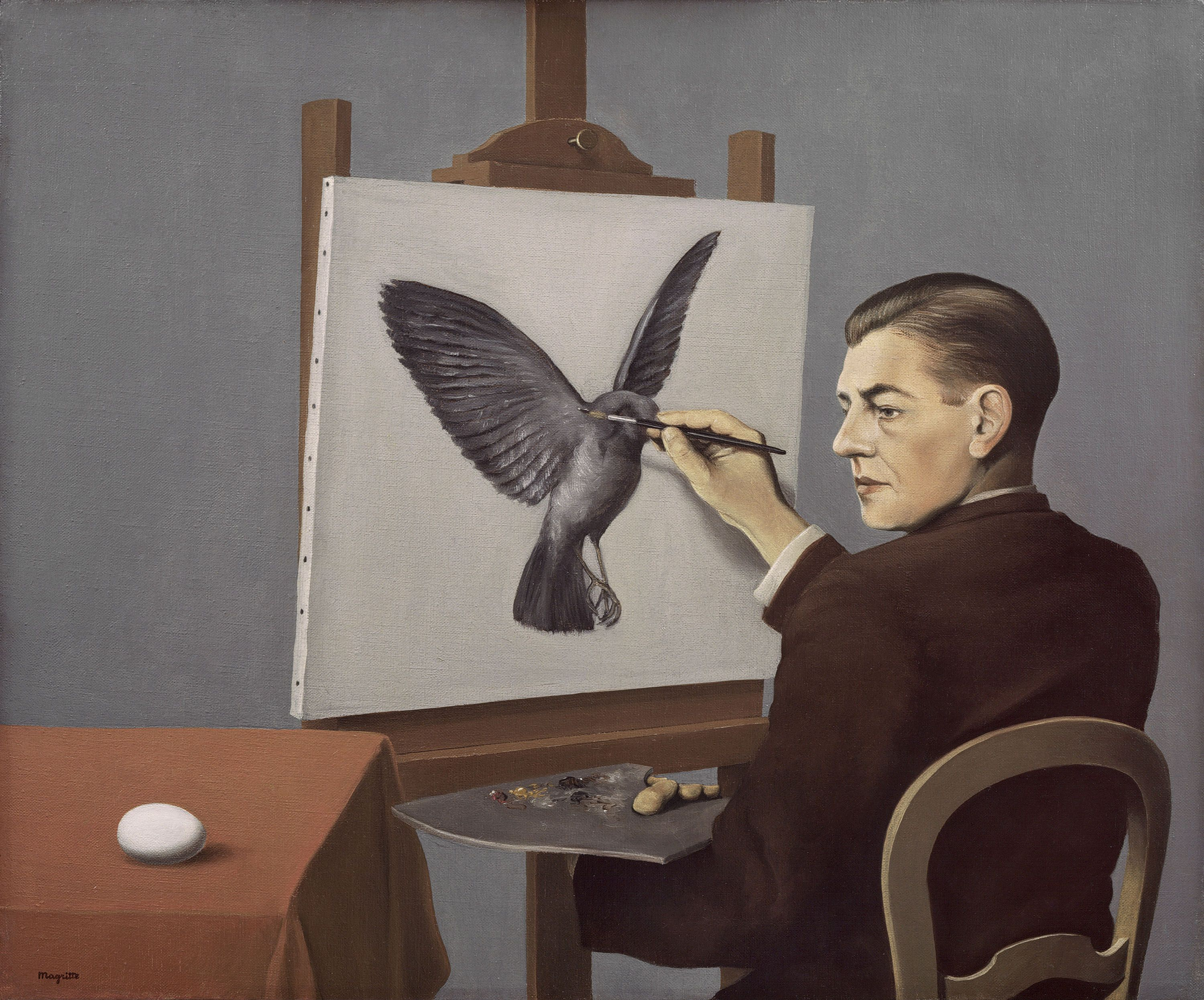 Image result for rené magritte paintings | Art | Pinterest | Magritte