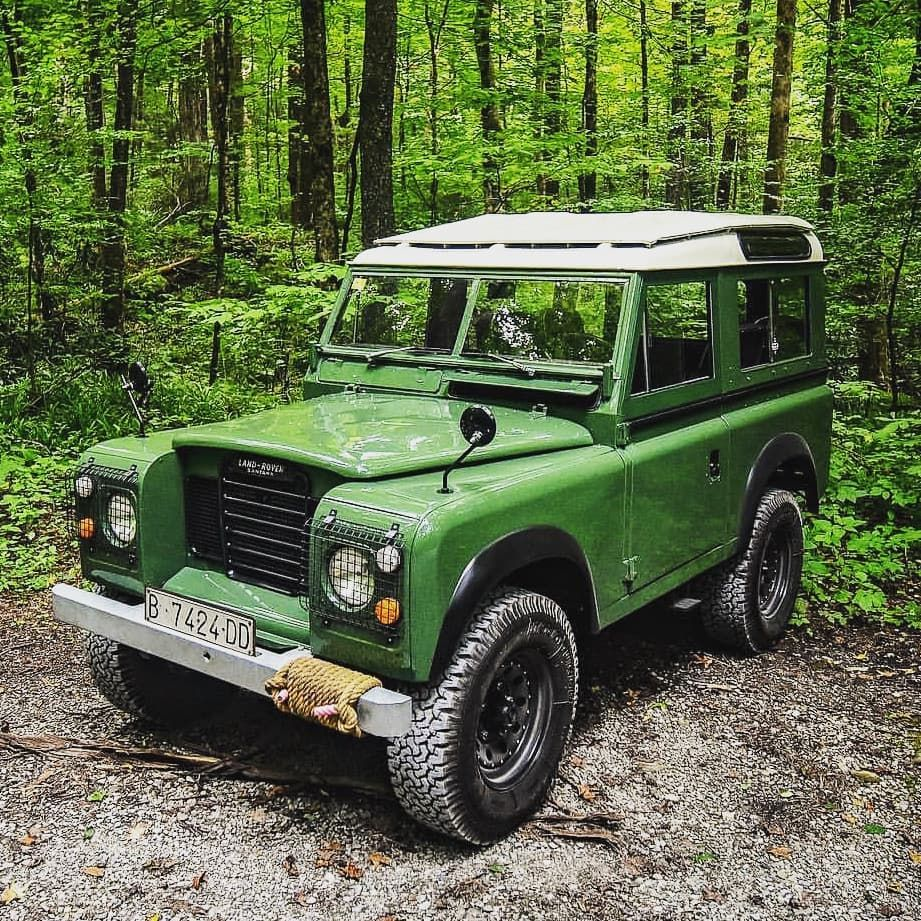 This Is The True Green New Deal Green Jungle Jurassicpark Explore Family Adventure Land Rover Land Rover Series 3 Land Rover Defender