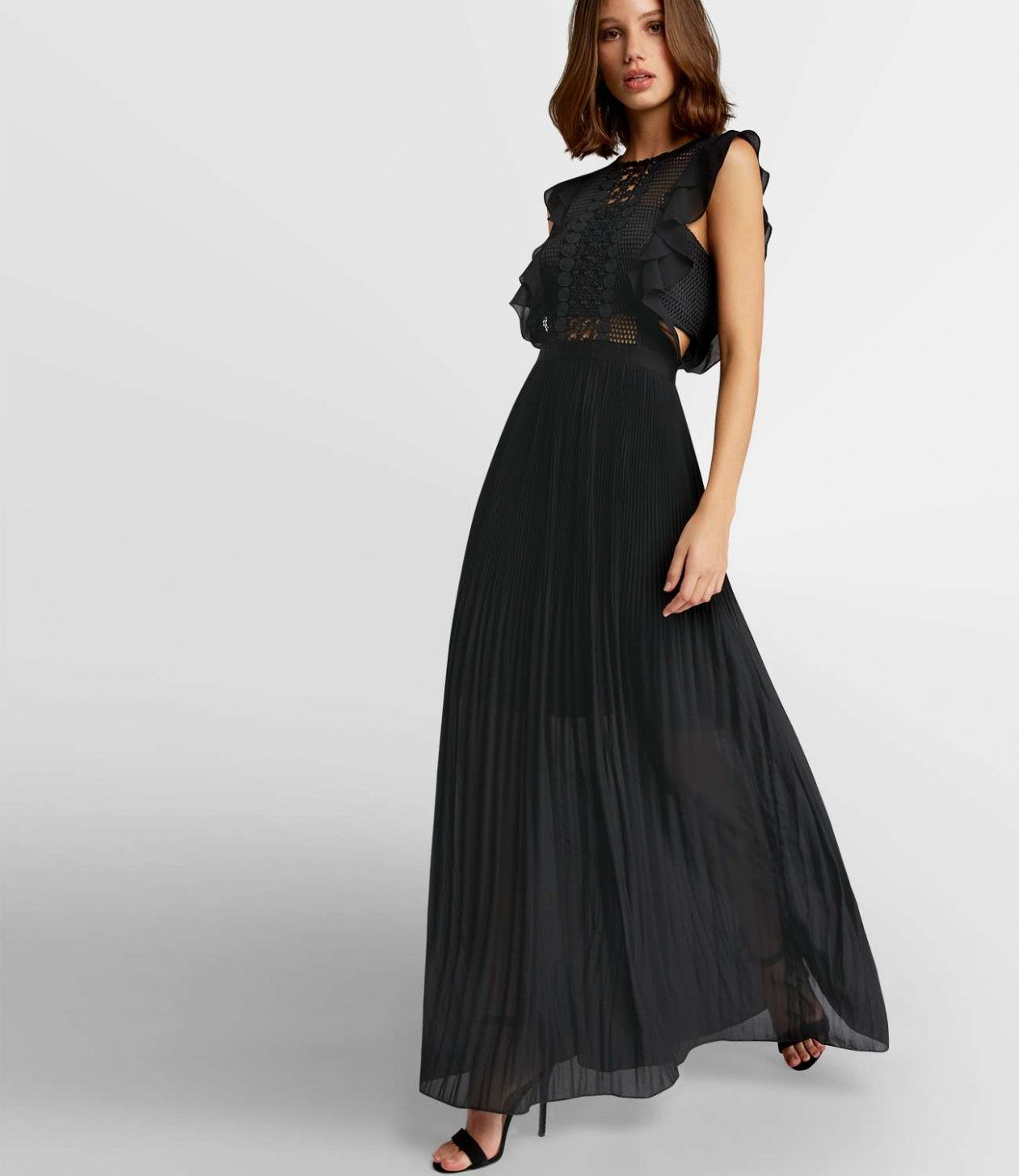 12 Langes Schwarzes Abendkleid in 2020 | Abendkleid ...