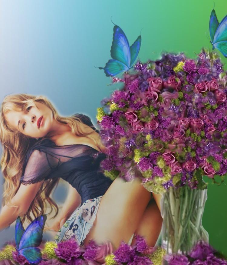 It'll be Bouquet @Bazaart