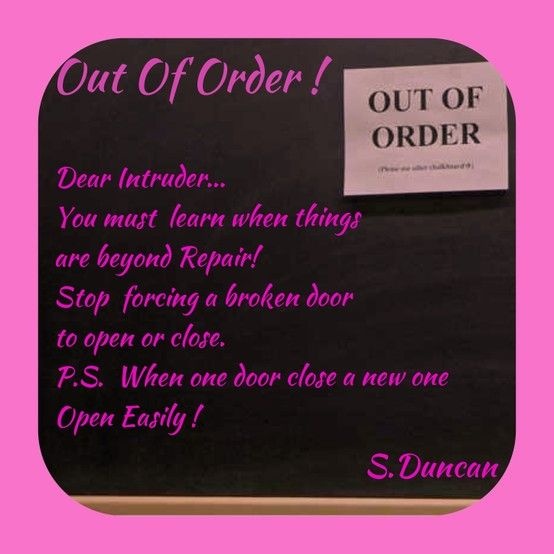 One Door Closes Another Window Opens Quotes When One Door