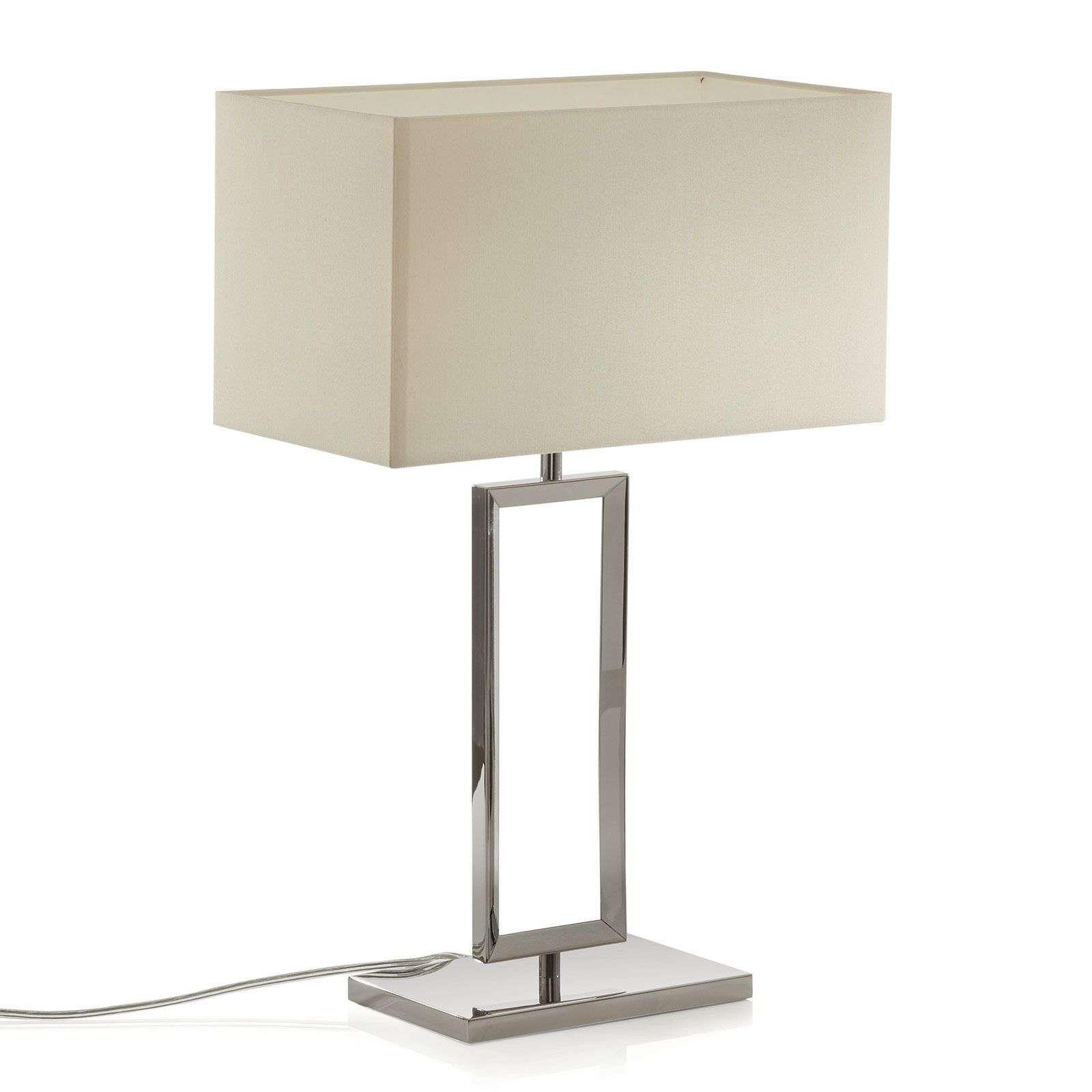 Grote Tafellamp Pad 53 5 Cm Lampentisch Grosse Tischlampen Lampenschirm Aus Stoff