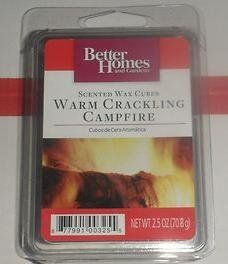 excellent better homes and gardens scented wax cubes. Better Homes and Gardens Warm Crackling Campfire Scented Wax Cubes
