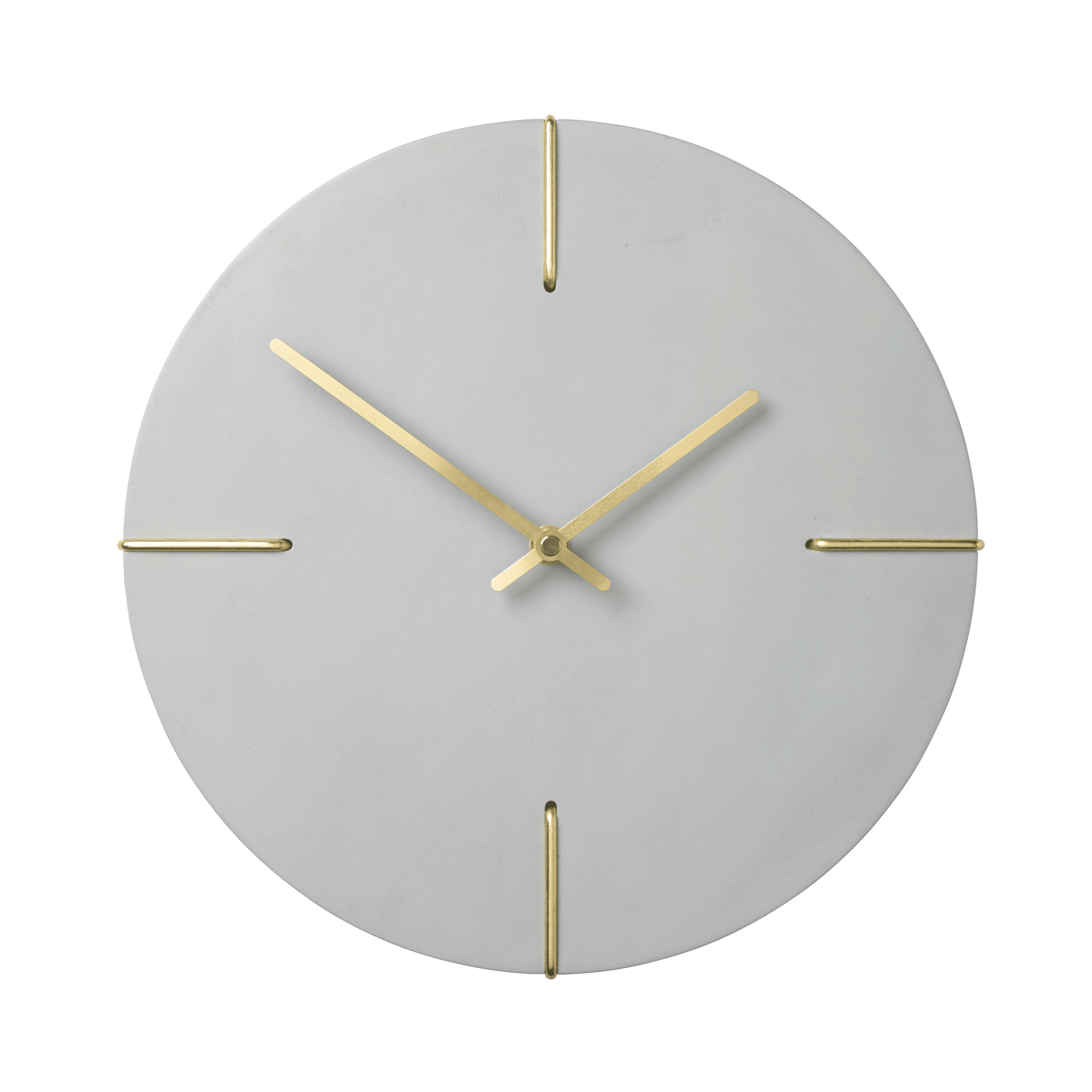 The Trimester Wall Clock In Light Grey By Bolia Comes In A Gorgeous Light  Grey Colour, And Is The Perfect Compliment To A Minimalist Interior.