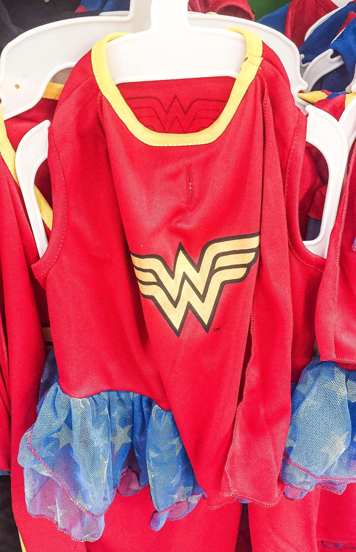 Wonder Woman Dog Costume   PetSmart
