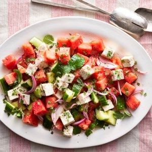 The Most Epic Watermelon Recipes You Need to Be Making All Summer Long The Most Epic Watermelon Recipes You Need to Be Making All Summer Long Salad iDeas 🥗