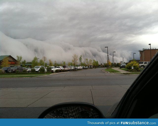 Amazing Cloud Formation The Sky Is Falling Funsubstance The Sky Is Falling Clouds Sky