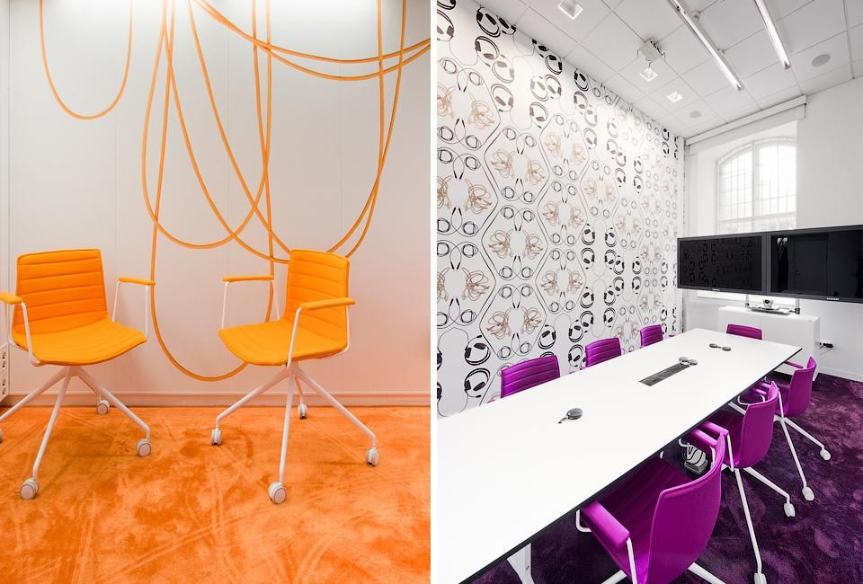 Skypes stockholm offices by ps arkitektur delood photography by jason strong
