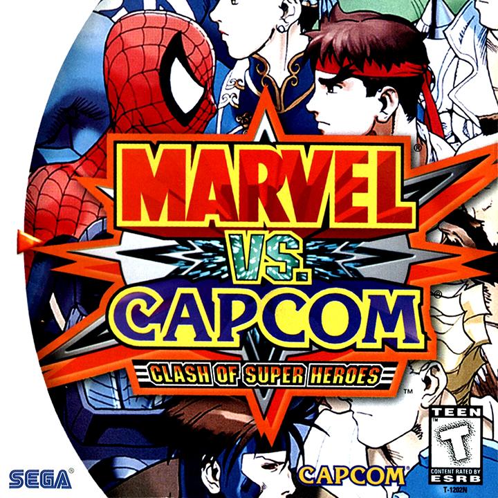 20th Anniversary Marvel vs. Clash of Super Heroes