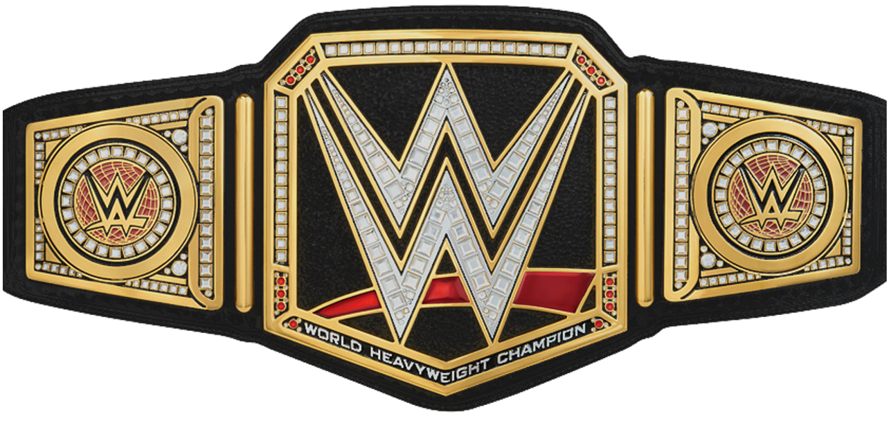 Wwe World Heavyweight Championship 1823150 Png 1284 611 Wwe World Wwe Championship Belts Wwe Belts