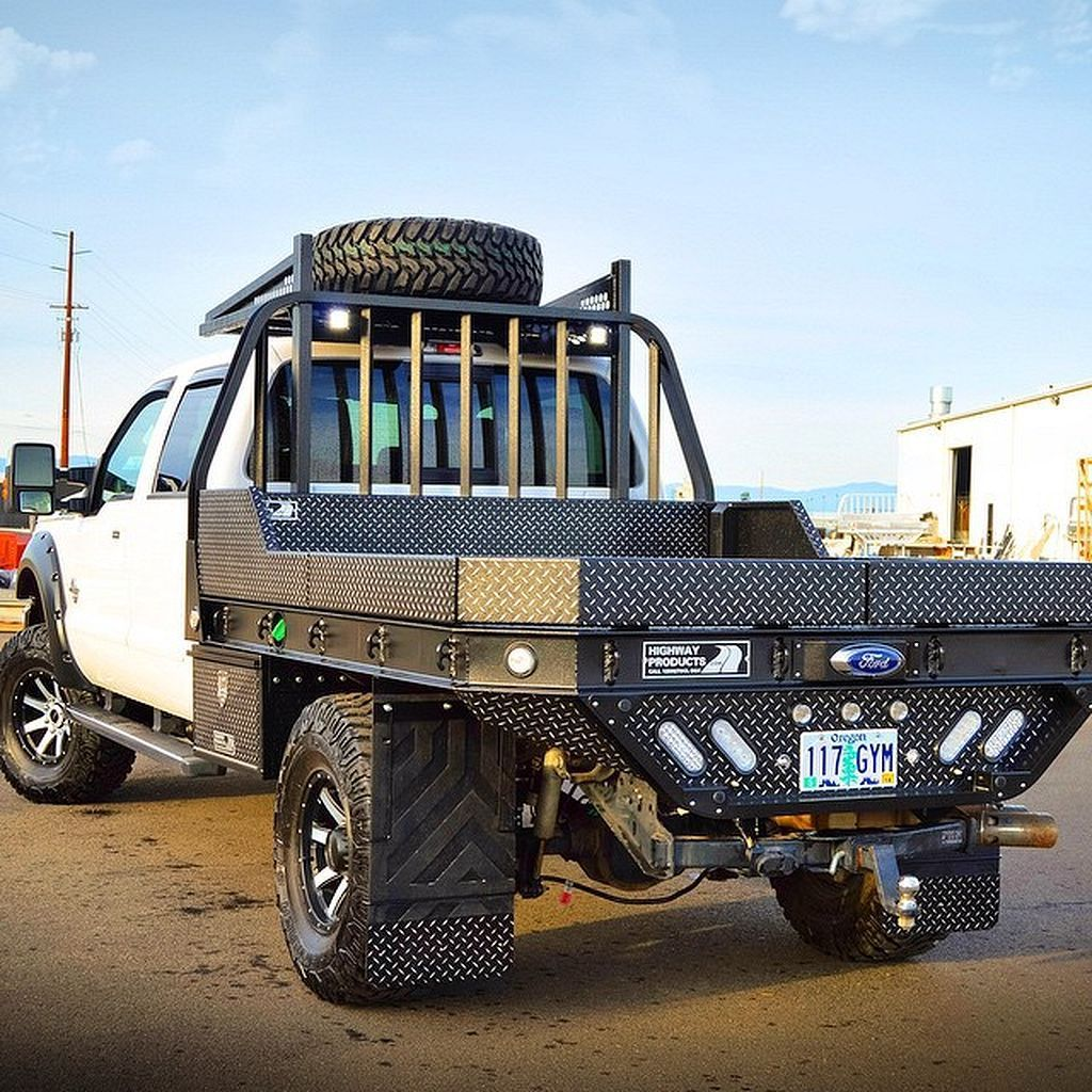 homemade flatbed truck ideas and for you57