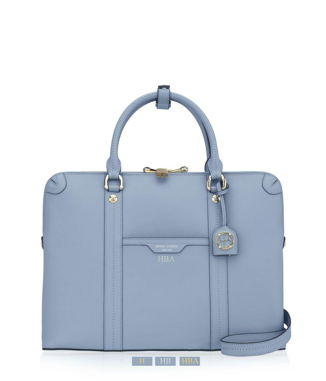 1dbbceea6266 The West 57th Briefcase belongs in every business-minded Bendel Girl s  luxury handbag collection. Designed with the modern professional woman in  mind with ...