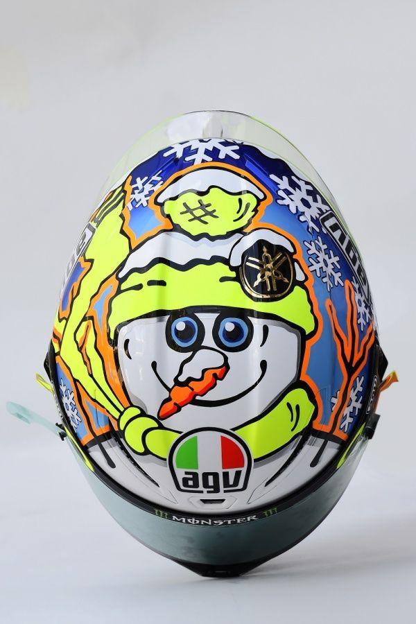 AGV Rossi Winter MotoCasques Pinterest – Valentino Rossi Birthday Card
