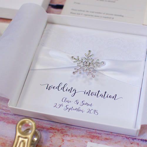 Winter is Coming! Best Winter Wedding Trends Wedding trends - best of invitation card about wedding