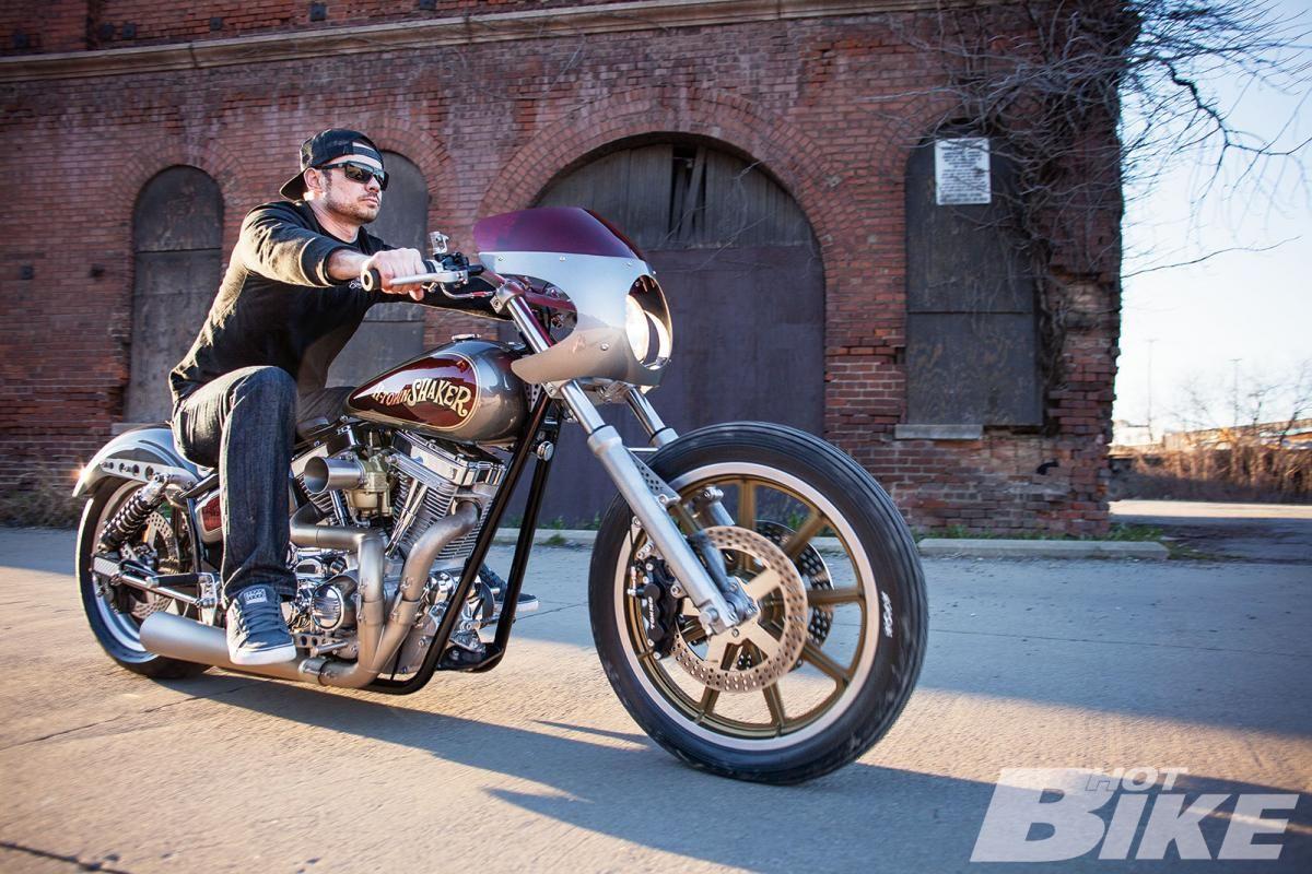 2011 Williams Originals Fxr Drag Bike The H Town Shaker Hot
