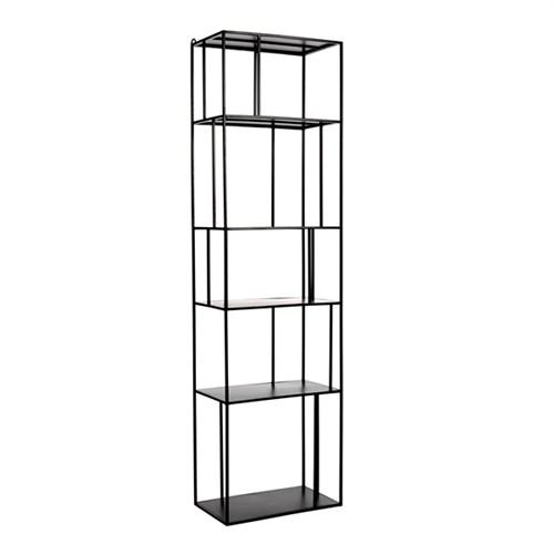 Shelf Unit Metal Tall Single Pols Potten Idees Etageres Etagere Metallique Rayonnage
