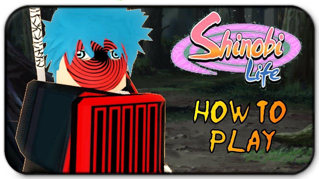 Roblox Shinobi Life How To Play Shinobi Life In 2020 Roblox
