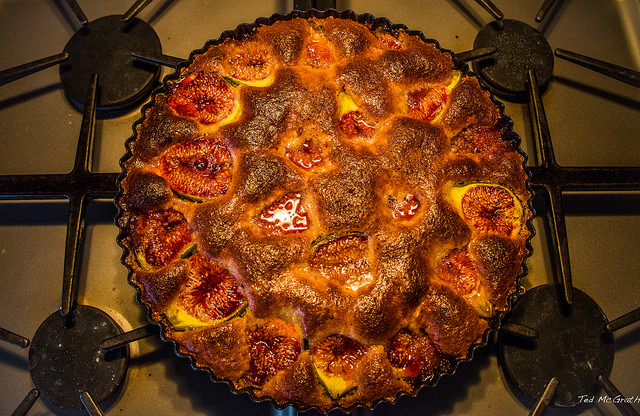 2014 - Vancouver - Favorite Today's Fig Flan (HFFFF)