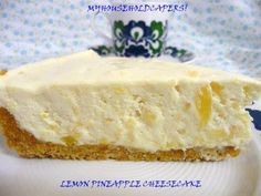 Pineapple Condensed Milk Tart 1 X Readymade As Easy As Pie Crust 1 Tin Condensed Milk 300ml Cream 1 Can Crushed P Pineapple Cheesecake Sweet Tarts Milk Tart