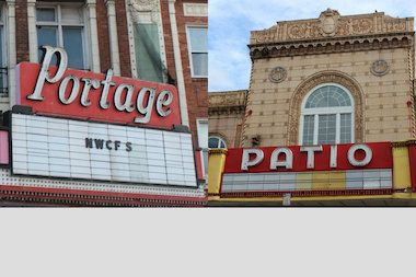 Portage Theater Owner Eddie Carranza Says He Doesn T Want To Buy Patio Portage Park Chicago Dnainfo Theatre Air Conditioning System Patio
