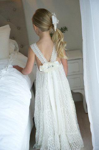 534477866 Amelie Lace Maxi Dress