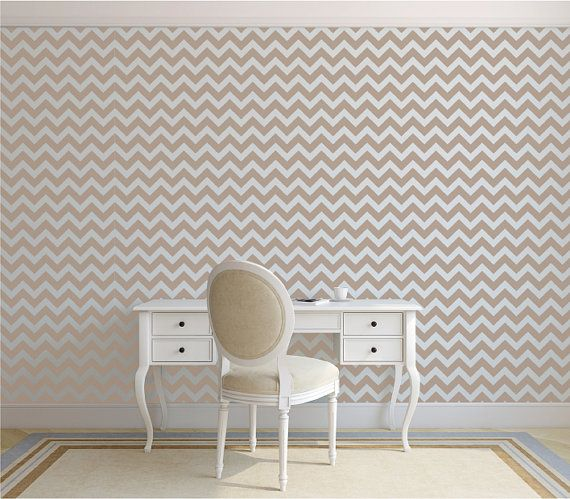Self Adhesive Vinyl Wallpaper Removable Wallpaper Customizable Colors