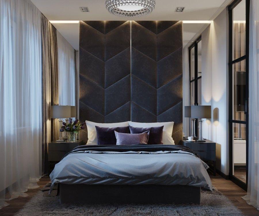 Que modelo es esta cabecera por favor habitacion en 2019 for Ejemplo de dormitorio deco
