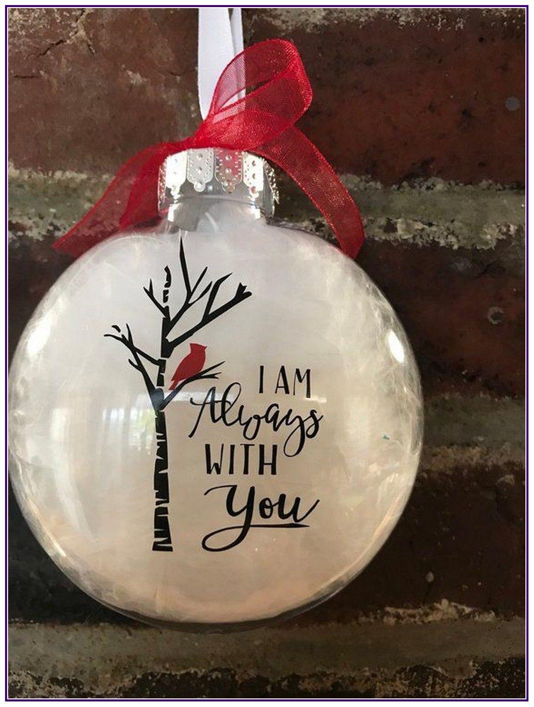 25 Easy Diy Christmas Ornaments For A Personalized Tree Decor 00015 Diy Christmas Ornaments Easy Clear Christmas Ornaments Christmas Ornaments Homemade