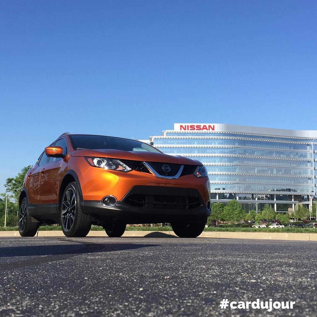 2017 Nissan Rogue Sport Nissan enters the compact SUV
