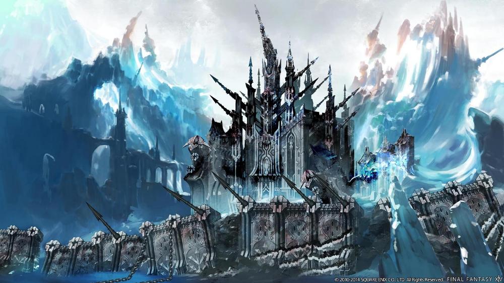 Ffxiv 4k Wallpaper Album Final Fantasy Xiv Fantasy Concept Art Fantasy Landscape