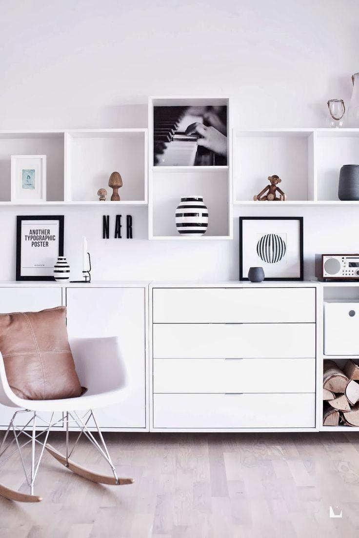 Black And White Home Decor Ikea Wall Storage Interior Ikea Eket