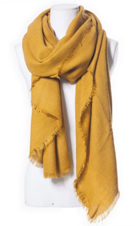 7fffdee45cc51 Zara Mustard Scarf, Burgundy Scarf, Brown Scarves, Light Wash Jeans, Cozy  Scarf