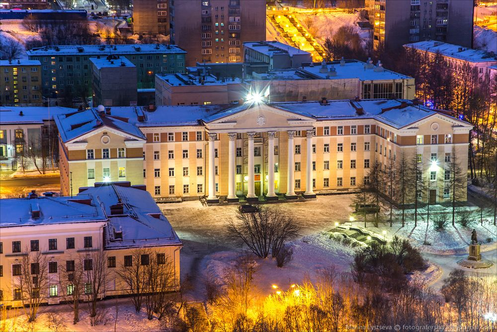 Beautiful Murmansk 11