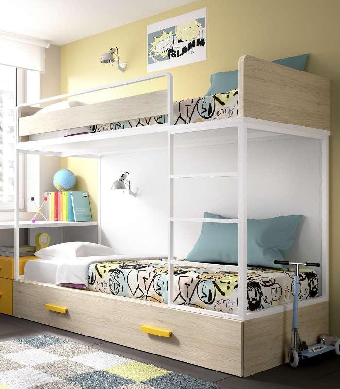 32++ Literas para habitaciones muy pequenas ideas in 2021