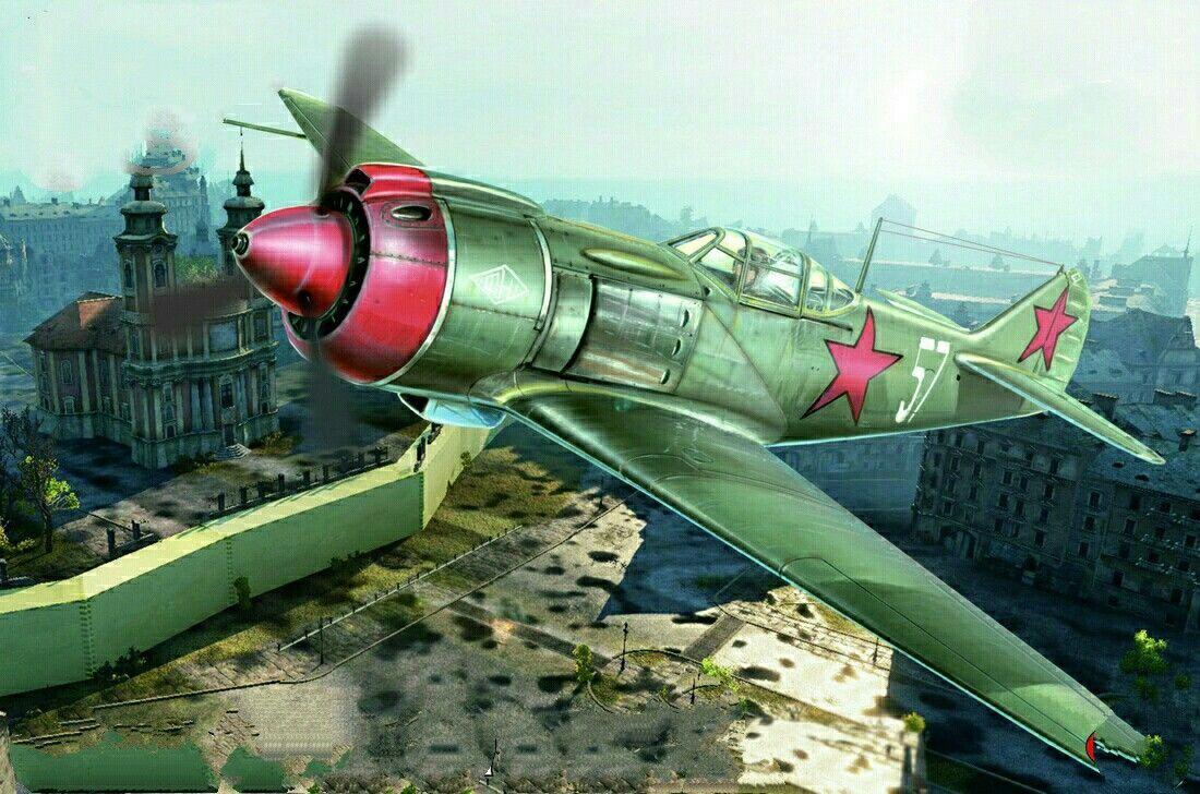 Истребитель Ла - 5 | Авиация, Война, Россия