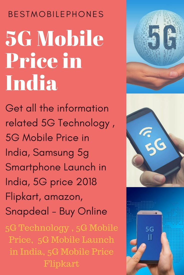 Pin On 5g Mobile Price In India