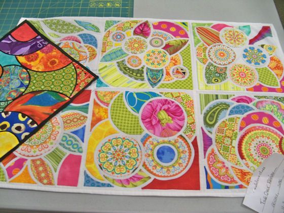 TILE QUILTING, REVIVED | Stained glass quilt, Quilt labels and ... : quilting dreams - Adamdwight.com