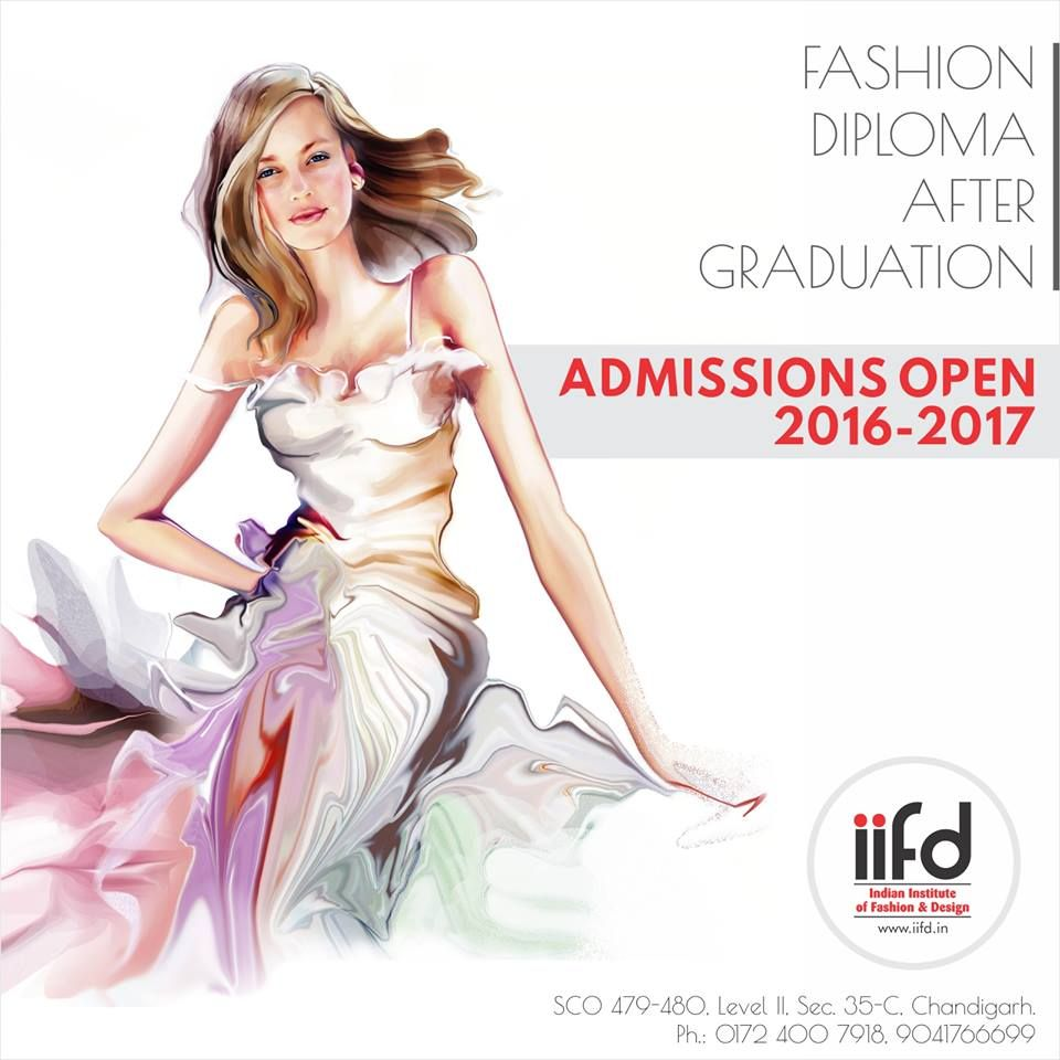 Fashion Diploma After Graduation Join Indian Institute Of Design