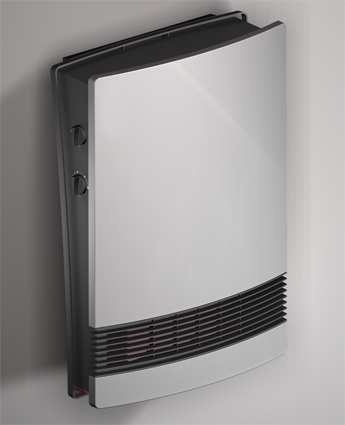 Litho Bathroom Fan Heater