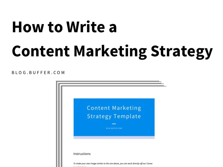 A Complete Guide To Building A Comprehensive Content Strategy