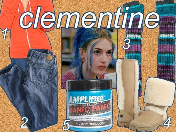 eternal sunshine of the spotless mind outfit