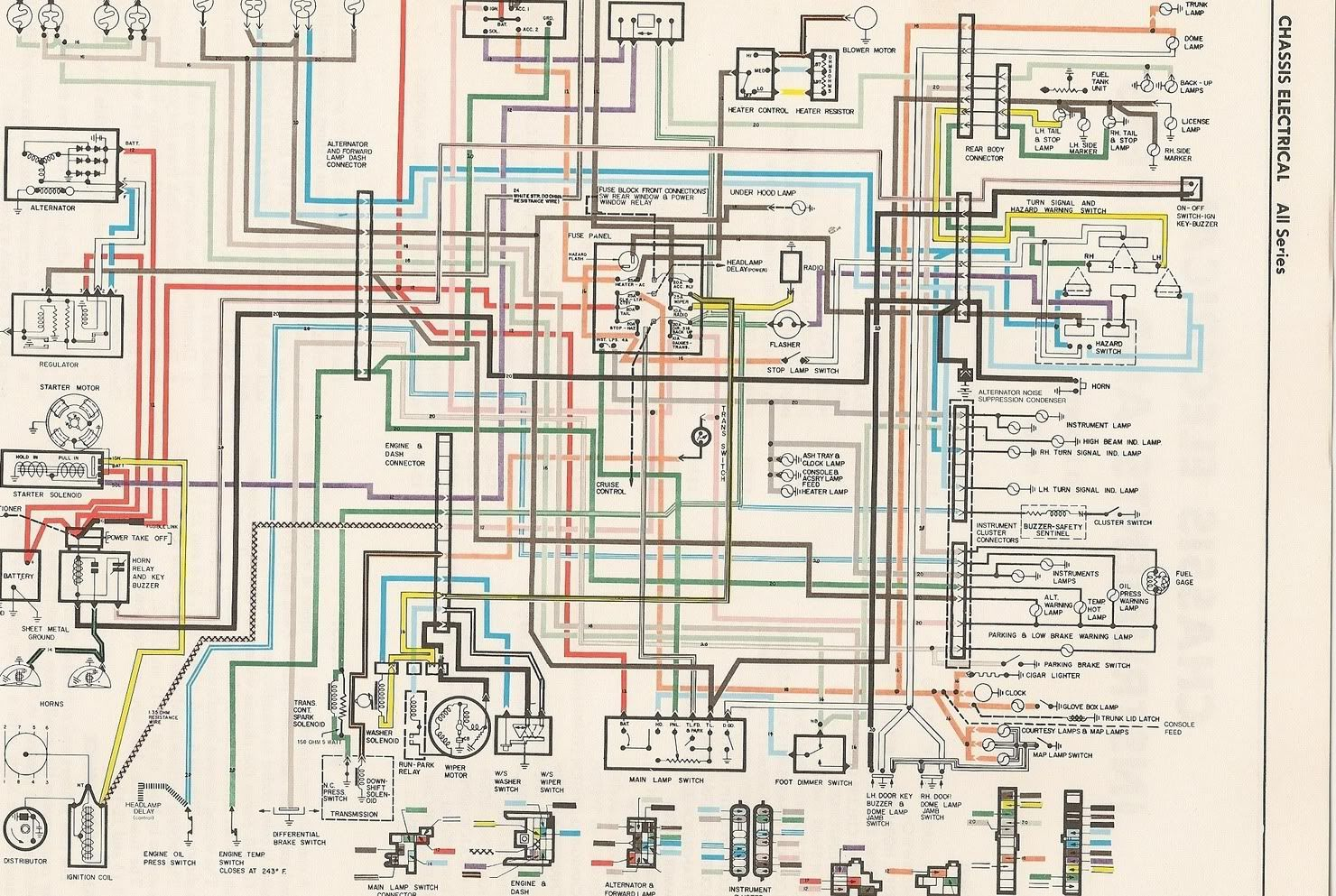 1970 Mobile Home Wiring Diagram Bose Amp Manual Pinto Misc Pinterest Motorhome Wire