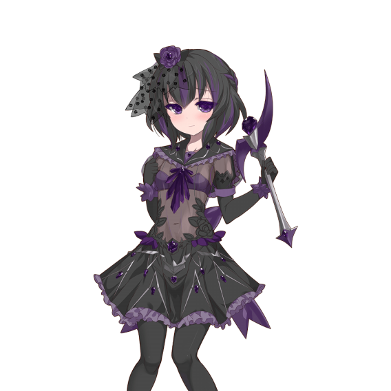聖紫晶姫 アメシスティアの画像