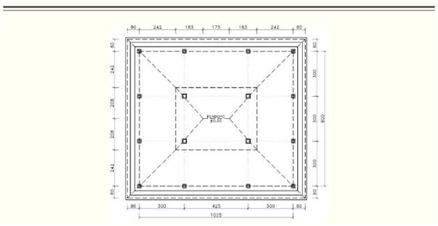 Struktur Joglo Pendopo Joglo Rumah Ukiran Interior