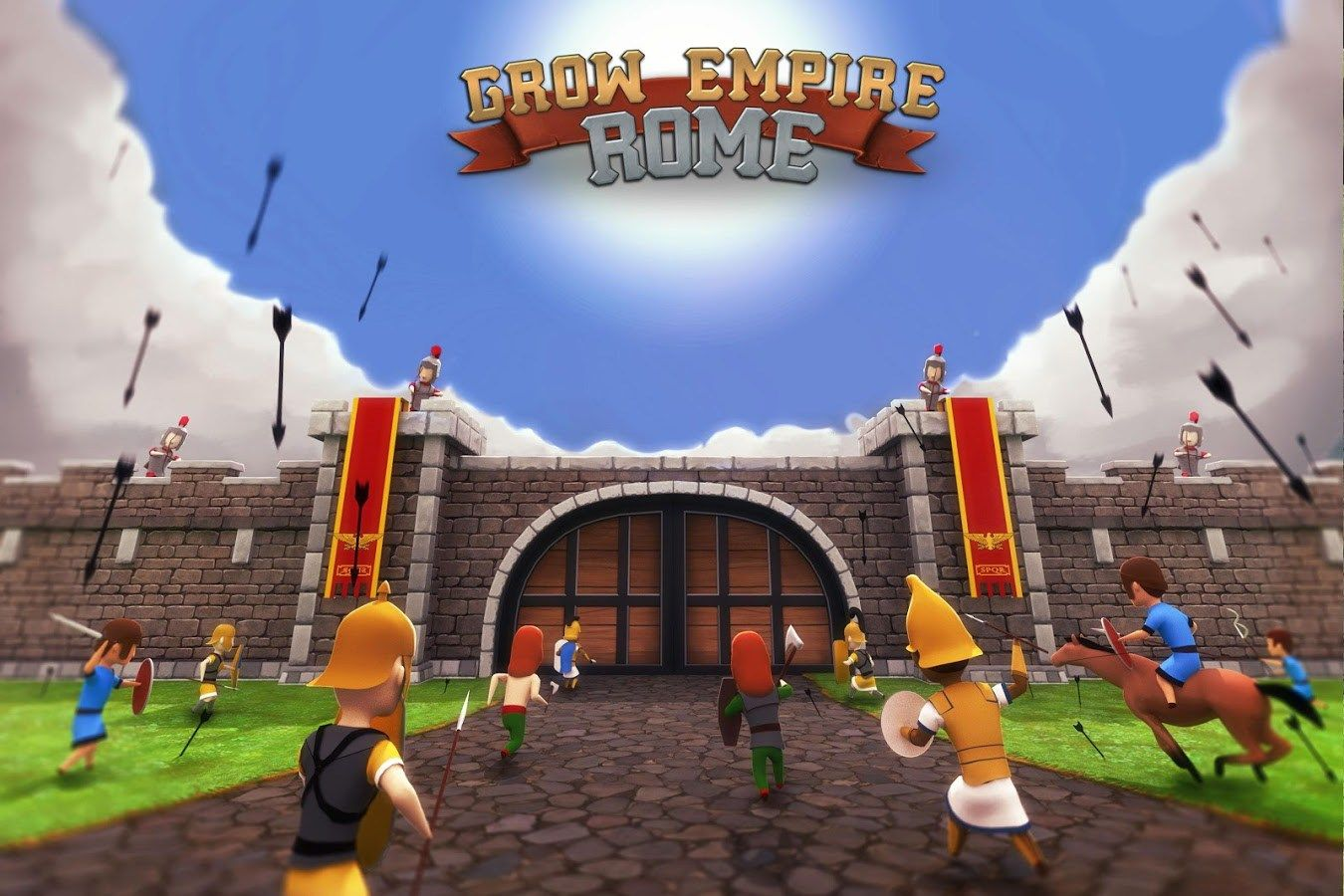 Grow Empire Rome On Your Windows PC / Mac Download And