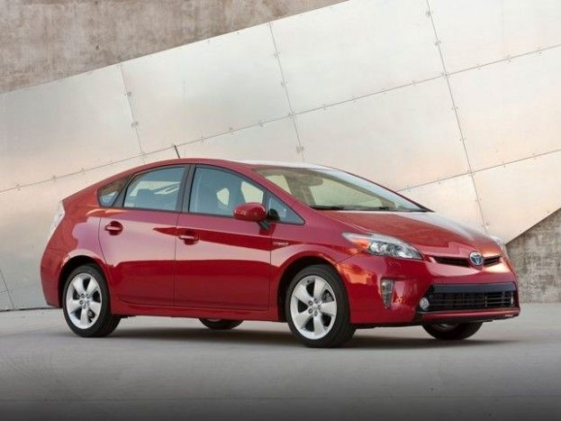 Such A Pretty Cherry Red Prius Toyota Prius Best Value Cars Prius